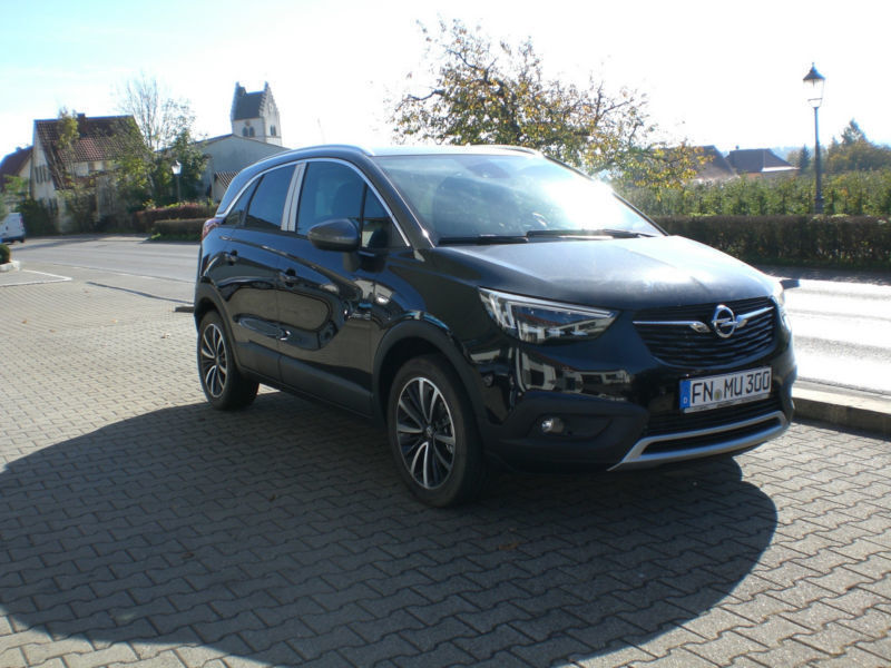 verkauft opel crossland x ultimate au gebraucht 2017 km in bermatingen. Black Bedroom Furniture Sets. Home Design Ideas