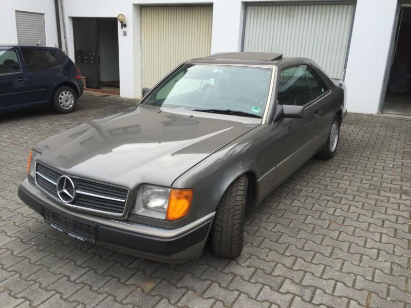 Verkauft mercedes e300 ce gebraucht 1990 km in for Mercedes benz 1990 e300