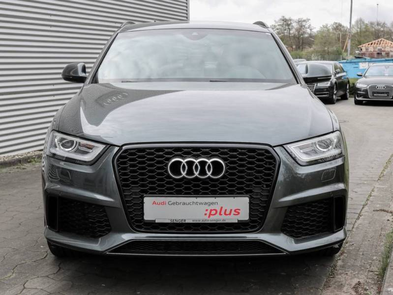 gebraucht 2 5 tfsi quattro s tronic navi xenon aps audi rs3 2014 km in lingen. Black Bedroom Furniture Sets. Home Design Ideas
