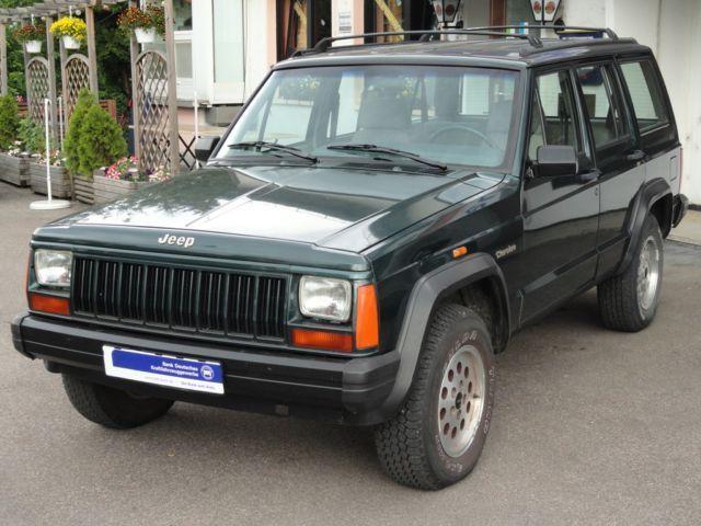 verkauft jeep cherokee 2 5 jamboree gebraucht 1994 km in baden w rttemberg. Black Bedroom Furniture Sets. Home Design Ideas
