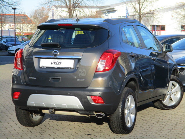 verkauft opel mokka 1 6 cdti edition gebraucht 2016 km in erfurt. Black Bedroom Furniture Sets. Home Design Ideas