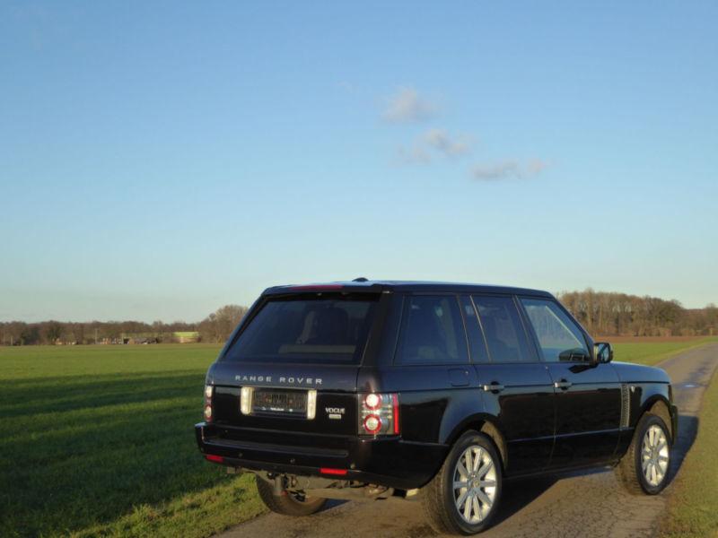 range rover gebrauchte land rover range rover kaufen 704 g nstige autos zum verkauf. Black Bedroom Furniture Sets. Home Design Ideas