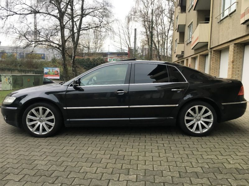 verkauft vw phaeton v6 tdi 4motion gebraucht 2005 km in bochum. Black Bedroom Furniture Sets. Home Design Ideas
