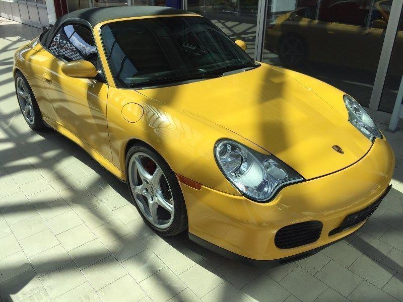 verkauft porsche 911 carrera 4s cabrio gebraucht 2004 km in hamm. Black Bedroom Furniture Sets. Home Design Ideas