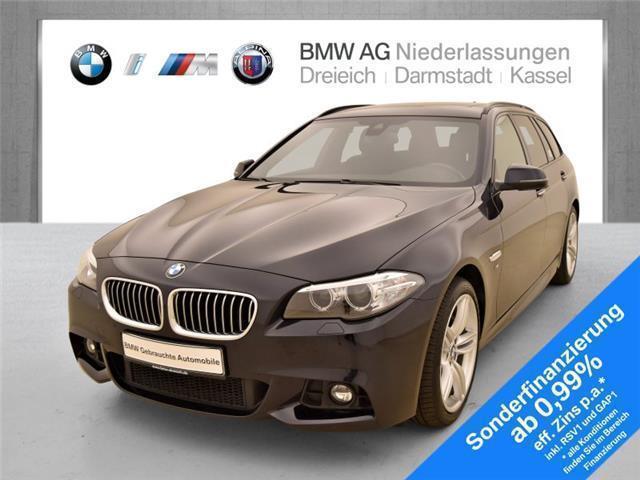 Verkauft Bmw 525 D Xdrive Touring Spor Gebraucht 2014 25 035 Km In Dreieich Sprendl