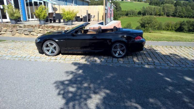 m6 cabriolet gebrauchte bmw m6 cabriolet kaufen 67 g nstige autos zum verkauf. Black Bedroom Furniture Sets. Home Design Ideas