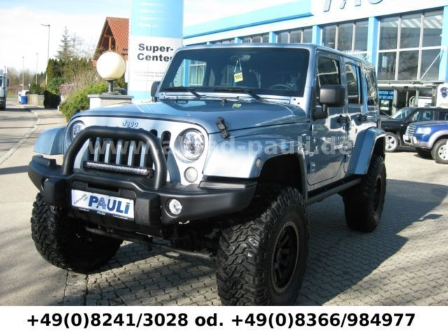 verkauft jeep wrangler unlimited 3 6 a gebraucht 2012 km in buchloe. Black Bedroom Furniture Sets. Home Design Ideas