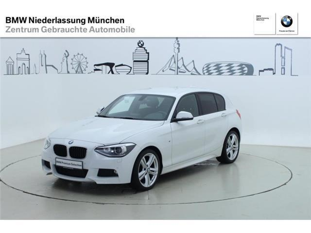 verkauft bmw 120 d 5 t rer sportpaket gebraucht 2014 km in m nchen fr ttmaning. Black Bedroom Furniture Sets. Home Design Ideas