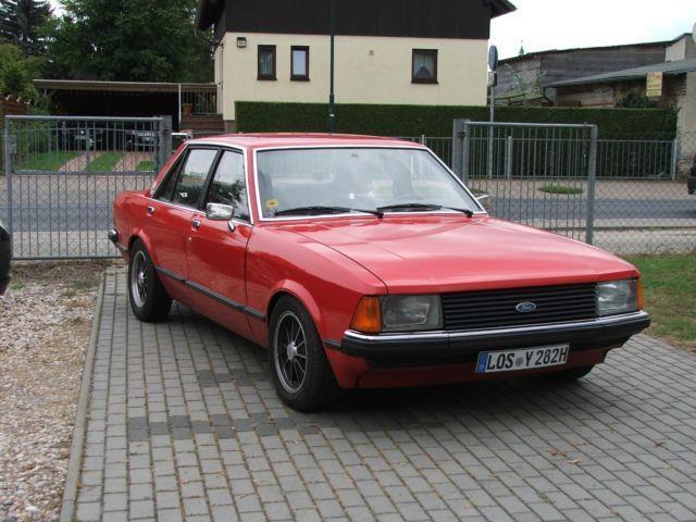 gebraucht h kennzeichen ford granada 1980 km in gosen neu zittau. Black Bedroom Furniture Sets. Home Design Ideas