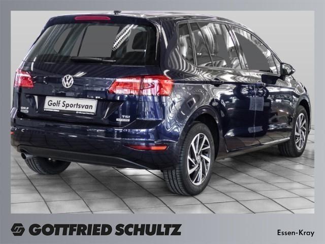 Verkauft vw golf sportsvan 1 2 tsi bmt gebraucht 2016 0 for Exterieur licht und sichtpaket