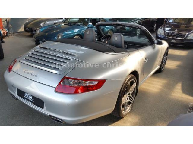 verkauft porsche 997 911 cabrio tiptr gebraucht 2007 km in erkrath. Black Bedroom Furniture Sets. Home Design Ideas