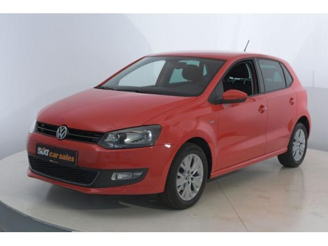 verkauft vw polo 1 2 life parkpilot si gebraucht 2013 km in eching. Black Bedroom Furniture Sets. Home Design Ideas