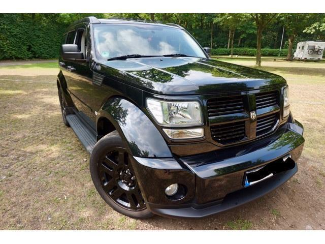 verkauft dodge nitro 2 8 crd dpf autom gebraucht 2007 km in gladbeck. Black Bedroom Furniture Sets. Home Design Ideas