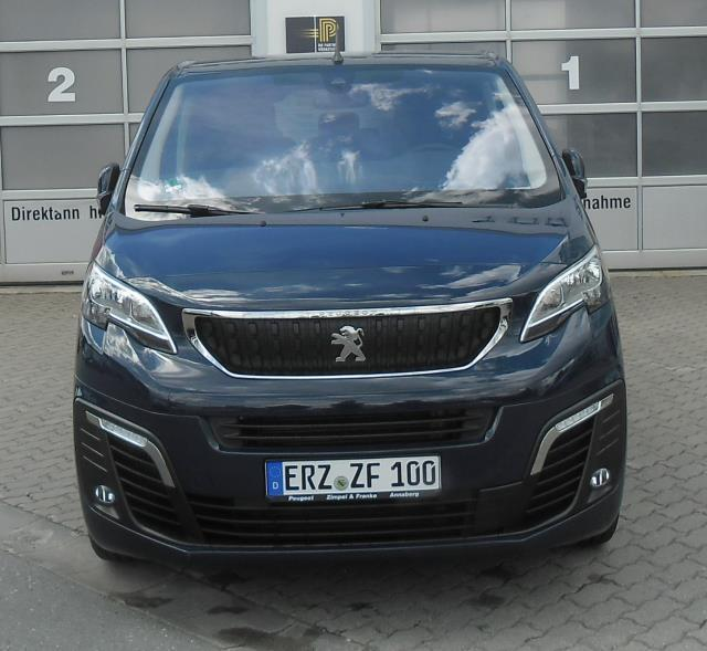 verkauft peugeot traveller l2 active h gebraucht 2016 55 km in hannover. Black Bedroom Furniture Sets. Home Design Ideas