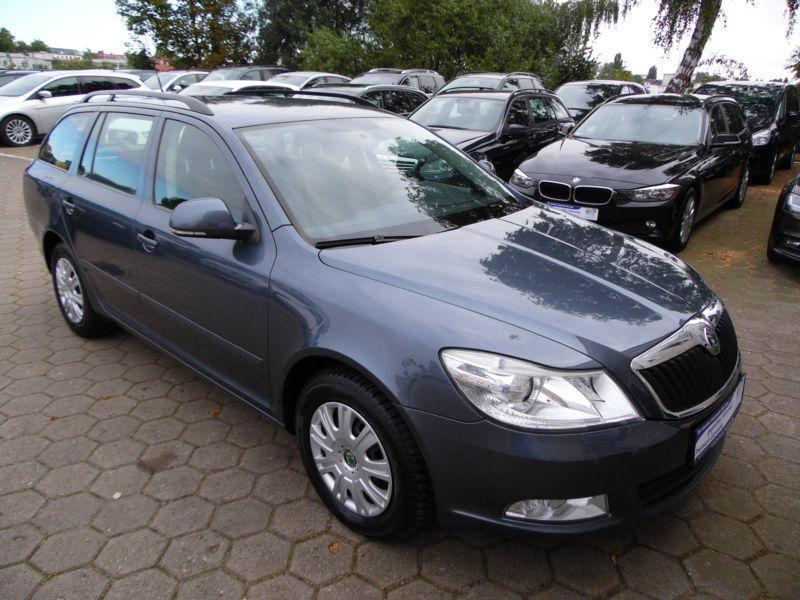 verkauft skoda octavia combi 1 9 tdi d gebraucht 2009 km in hamburg. Black Bedroom Furniture Sets. Home Design Ideas