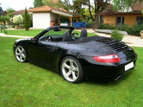 verkauft porsche 997 cabrio 4 allrad 2 gebraucht 2008. Black Bedroom Furniture Sets. Home Design Ideas