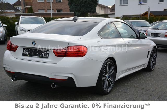 verkauft bmw 435 i coupe m paket gebraucht 2015 km in kassel. Black Bedroom Furniture Sets. Home Design Ideas
