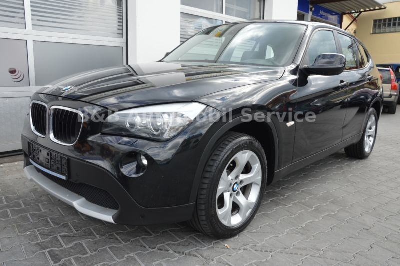 verkauft bmw x1 xdrive 20d automatik n gebraucht 2012. Black Bedroom Furniture Sets. Home Design Ideas