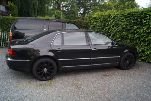 verkauft vw phaeton v8 4 2 tiptronic 4 gebraucht 2009 km in wuppertal. Black Bedroom Furniture Sets. Home Design Ideas