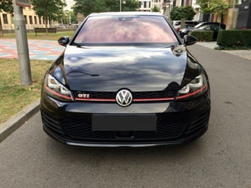 verkauft vw golf vii gti performance d gebraucht 2014. Black Bedroom Furniture Sets. Home Design Ideas
