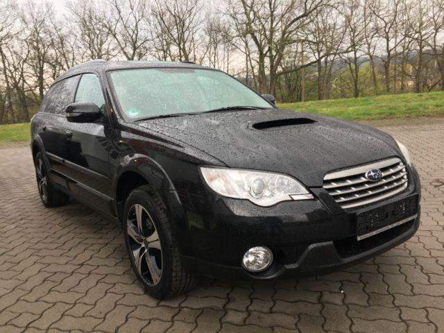 verkauft subaru outback 4x4 gebraucht 2009 km in gera. Black Bedroom Furniture Sets. Home Design Ideas