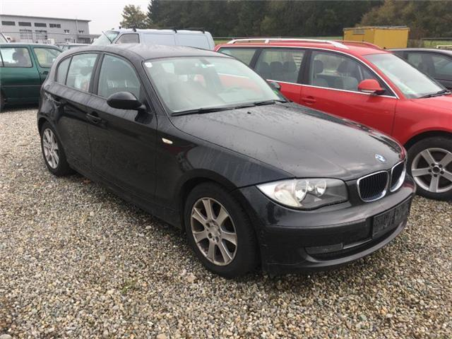 verkauft bmw 118 1er dpf diesel gebraucht 2008 km in aulendorf. Black Bedroom Furniture Sets. Home Design Ideas