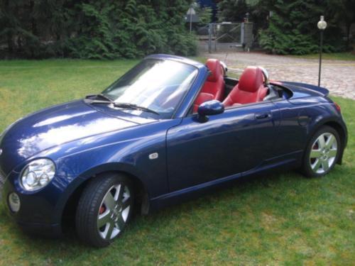 copen gebrauchte daihatsu copen kaufen 29 g nstige autos zum verkauf. Black Bedroom Furniture Sets. Home Design Ideas