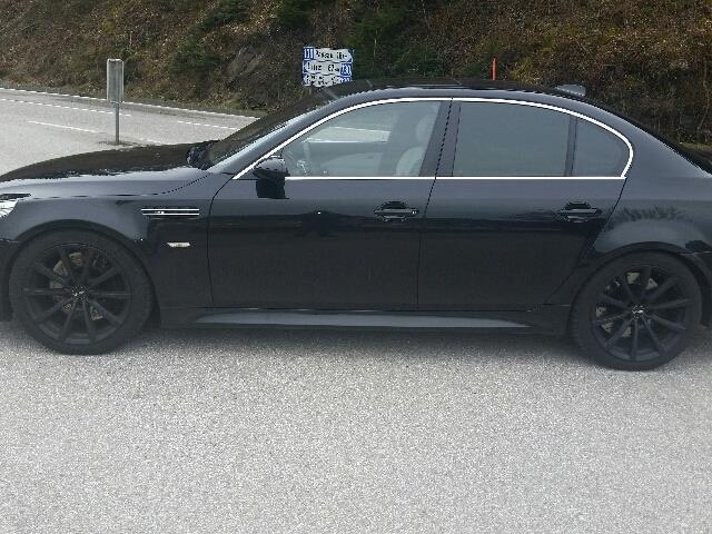 verkauft bmw m5 m5e60 gebraucht 2006 km in passau. Black Bedroom Furniture Sets. Home Design Ideas