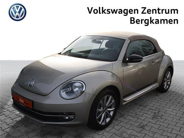 verkauft vw beetle cabriolet 2 0 tdi c gebraucht 2016 3. Black Bedroom Furniture Sets. Home Design Ideas