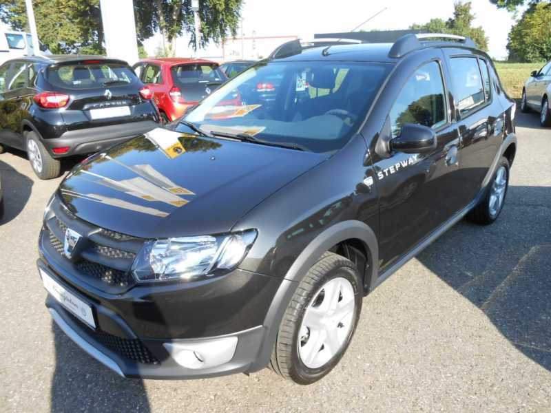 verkauft dacia sandero stepway ambianc gebraucht 2016 10 km in dillingen. Black Bedroom Furniture Sets. Home Design Ideas