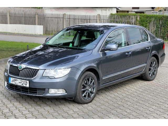 verkauft skoda superb 1 8 tsi dsg eleg gebraucht 2009. Black Bedroom Furniture Sets. Home Design Ideas