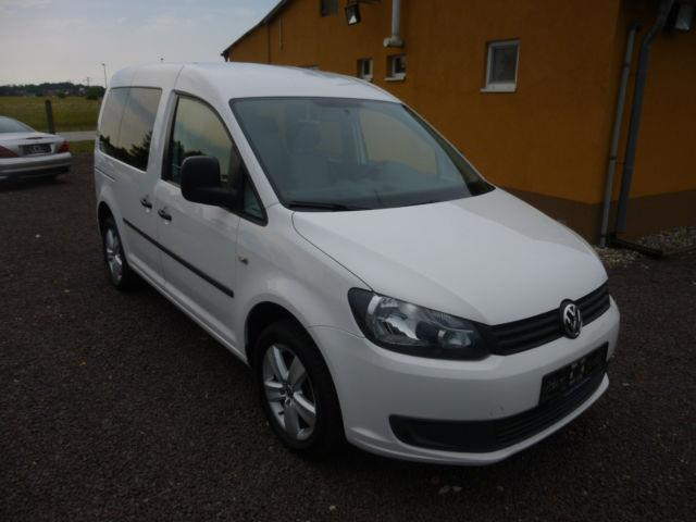 verkauft vw caddy comfortline 1 6tdi d gebraucht 2011 km in rellingen. Black Bedroom Furniture Sets. Home Design Ideas