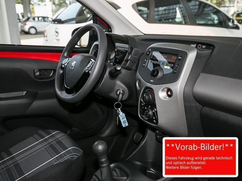 verkauft peugeot 108 active vti 68 5t gebraucht 2016 km in leipzig. Black Bedroom Furniture Sets. Home Design Ideas