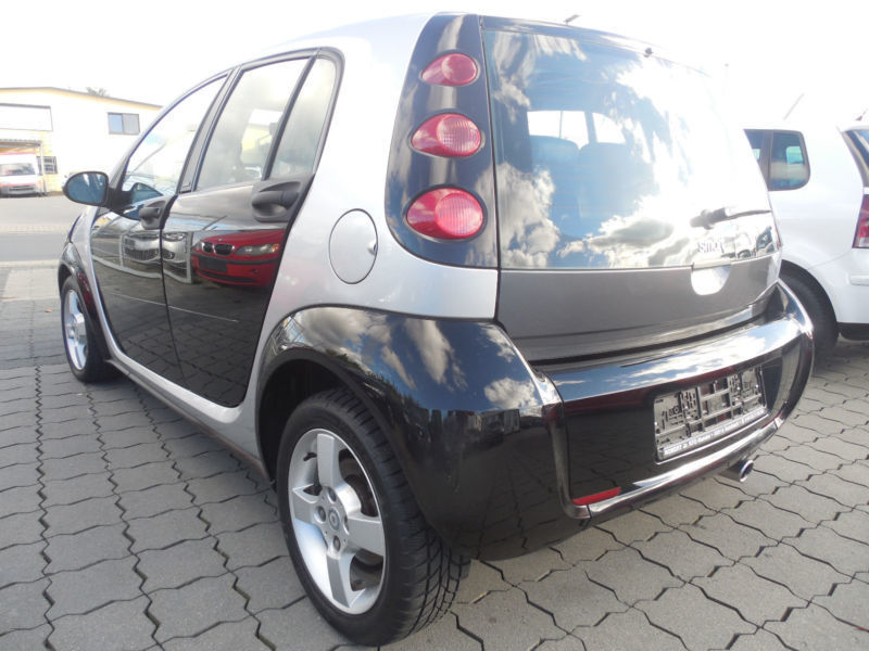 verkauft smart forfour pulse gebraucht 2004 km in schw bisch gm nd. Black Bedroom Furniture Sets. Home Design Ideas
