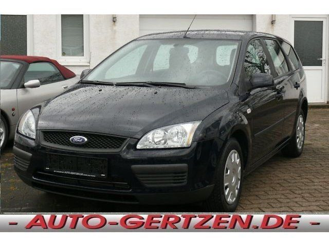 verkauft ford focus turnier 1 6 tdci a gebraucht 2007 km in bonn. Black Bedroom Furniture Sets. Home Design Ideas