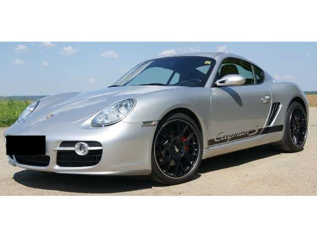 verkauft porsche cayman s gebraucht 2005 km in lorch. Black Bedroom Furniture Sets. Home Design Ideas
