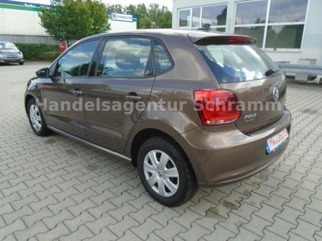 verkauft vw polo 6r 1 2 tdi klima 5 gebraucht 2012. Black Bedroom Furniture Sets. Home Design Ideas