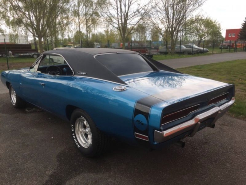 verkauft dodge charger v8 383 big block gebraucht 1970. Black Bedroom Furniture Sets. Home Design Ideas