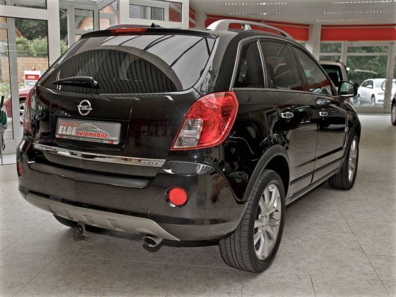 verkauft opel antara 2 2 cdti cosmo 4x4 gebraucht 2011. Black Bedroom Furniture Sets. Home Design Ideas