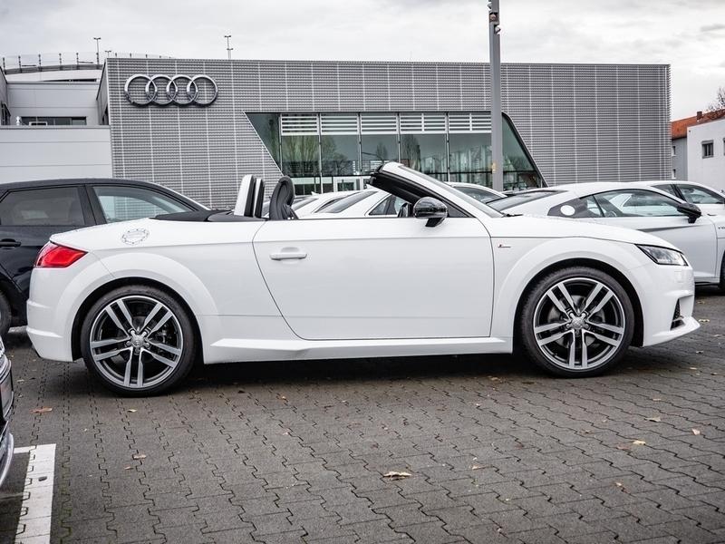 Verkauft Audi TT Roadster 1.8 TFSI S l., gebraucht 2016 ...