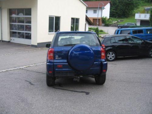 verkauft toyota rav4 4x2 gebraucht 2002 km in leutkirch im allg u. Black Bedroom Furniture Sets. Home Design Ideas