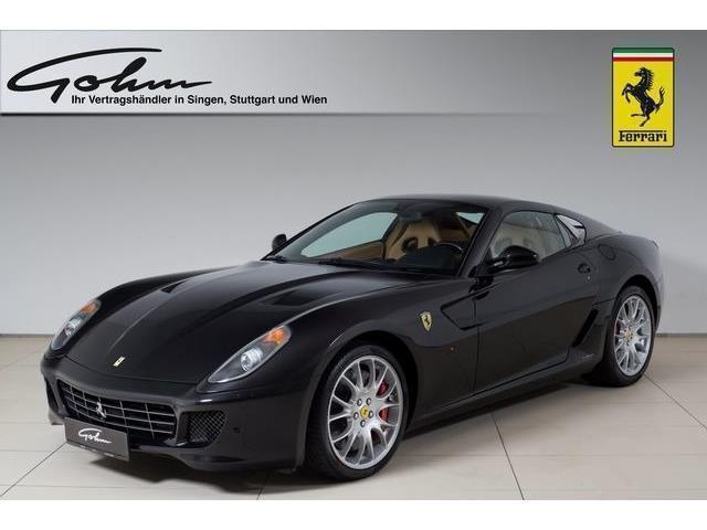 599 gebrauchte ferrari 599 kaufen 57 g nstige autos. Black Bedroom Furniture Sets. Home Design Ideas