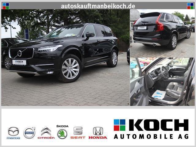 gebraucht Volvo XC90 D5 DPF AWD Momentum IntelliSafe Standhz uvm (Navi