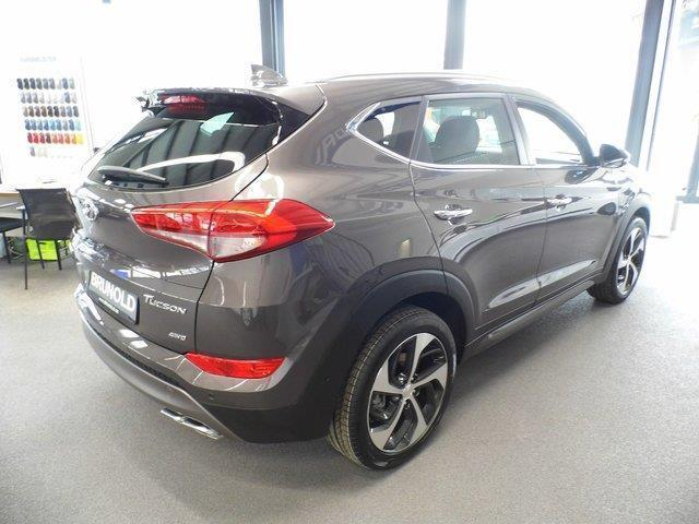 verkauft hyundai tucson 1 6 t gdi 7 ga gebraucht 2016 0. Black Bedroom Furniture Sets. Home Design Ideas