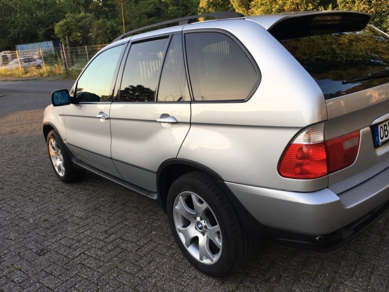 verkauft bmw x5 3 0 i gebraucht 2003 km in. Black Bedroom Furniture Sets. Home Design Ideas