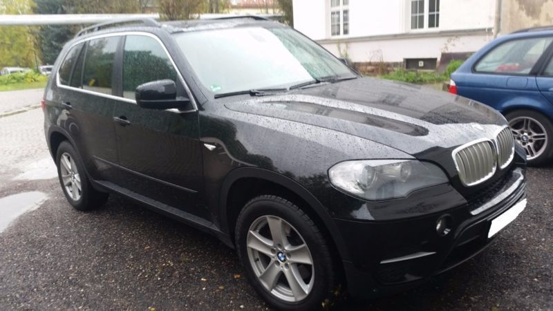verkauft bmw x5 xdrive40d absolut v gebraucht 2011 km in werl. Black Bedroom Furniture Sets. Home Design Ideas