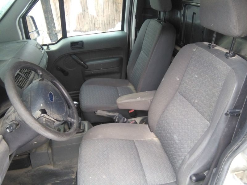 gebraucht connect lang ford tourneo 2004 km in gummersbach. Black Bedroom Furniture Sets. Home Design Ideas