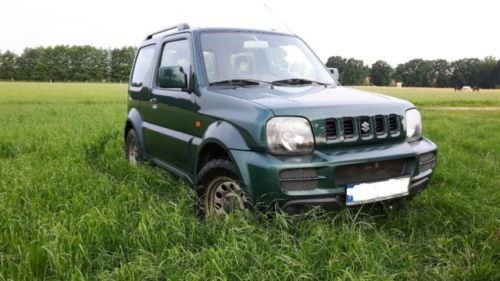 verkauft suzuki jimny ranger gebraucht 2008 km in kogel. Black Bedroom Furniture Sets. Home Design Ideas