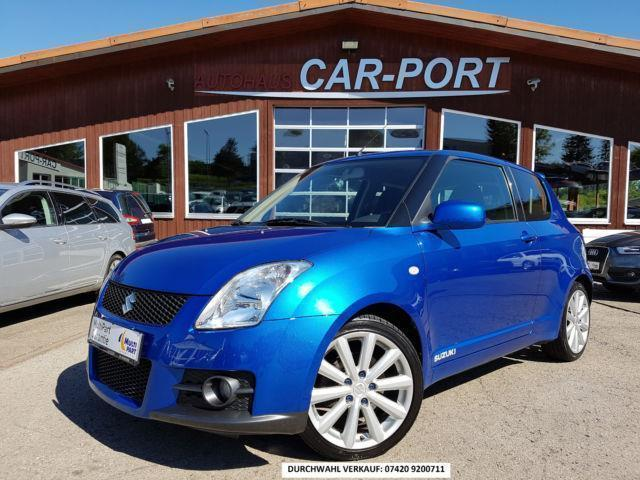 gebraucht 1 6 sport suzuki swift 2008 km in sinsheim. Black Bedroom Furniture Sets. Home Design Ideas