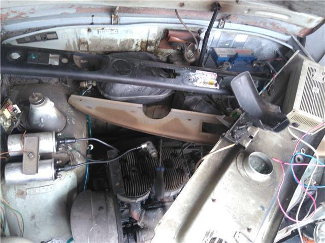 601 gebrauchte trabant 601 kaufen 417 g nstige autos zum verkauf. Black Bedroom Furniture Sets. Home Design Ideas